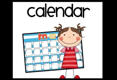 2017-2018 School Calendar.