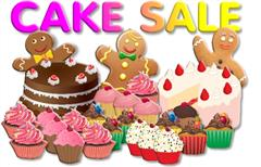 6th Class Cake Sale Friday 1st June 2018.