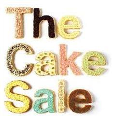 Fifth Class Cake Sale