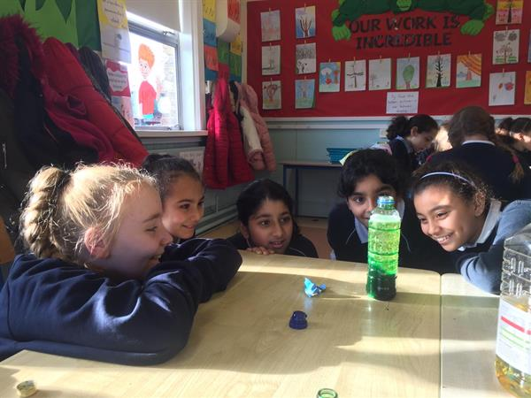 4th Class take on Science Week