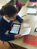 Creative Writing using iPads!