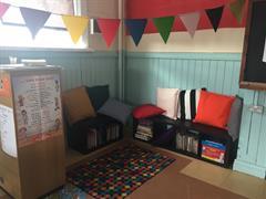 3rd Class Reading Corner