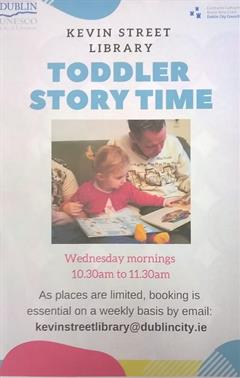 Calling all Toddlers!