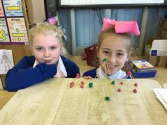 3D Shapes in 3rd Class