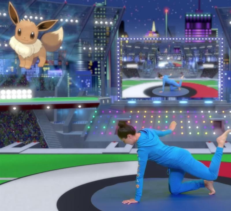 Pokemon Yoga