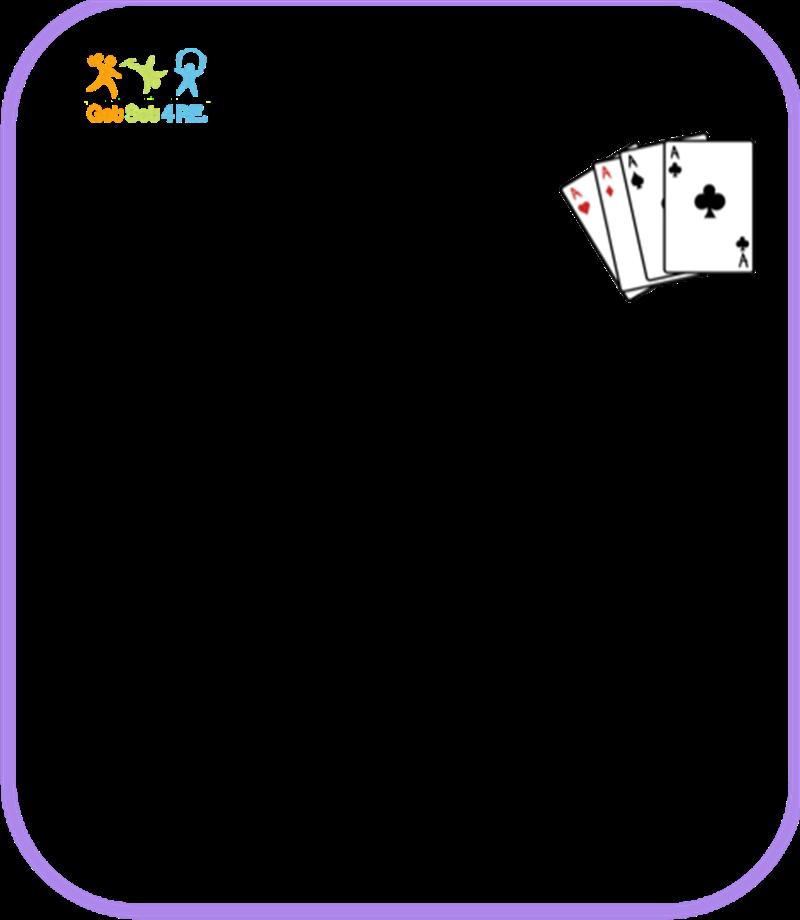 Card fitness fun