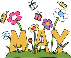 Ms Coyne - 1st & 2nd class work May 5th- 8th