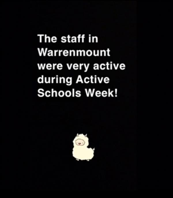 Warrenmount's Active Staff