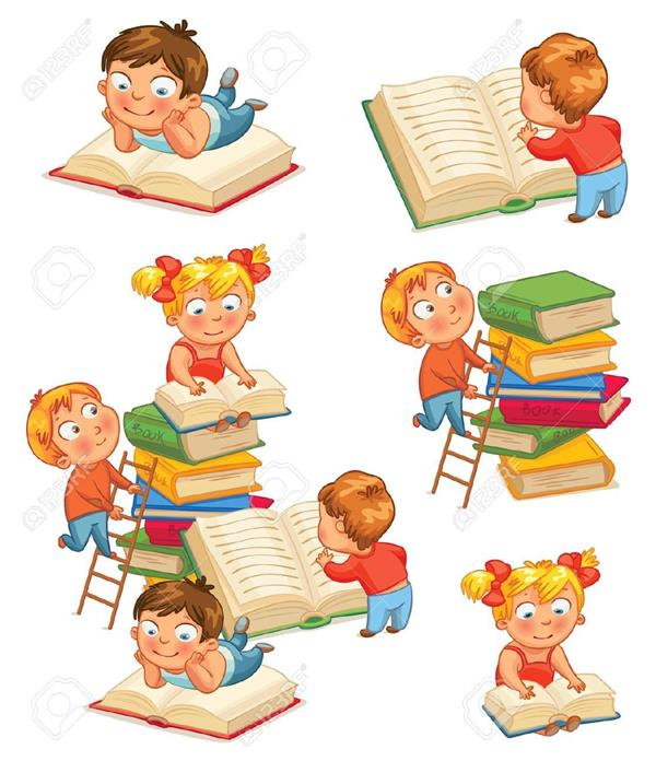 Guided Reading Group 3rd Class June 3rd-5th