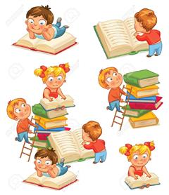 Guided Reading Group 3rd Class June 8TH-12TH