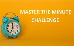 Master the Minute / Alphabet Challenge