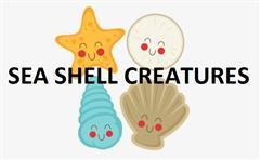 Pebble People / Sea Shell Creatures