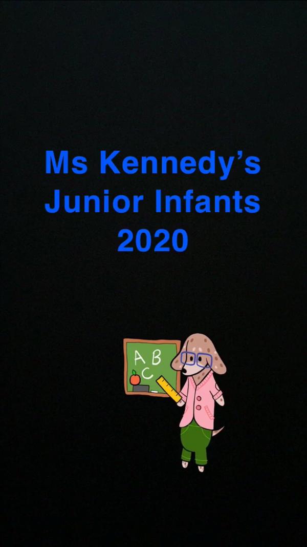 Memories from Junior Infants