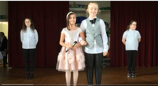 French Revolution 5th Class Assembly Jan 2020