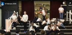 4th Class Assembly The Industrial Revolution