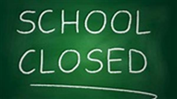 School Closed 3rd, 4th & 5th of May