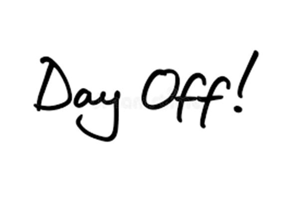 Monday 17th May no school.