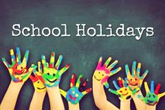 EASTER HOLIDAYS 2021 - Friday 26th March at 12.00 Noon.